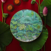 北京麗思卡爾頓酒店呈現藝術跨界月餅禮盒致敬祝大年巨作 荷塘月色,玉蘭花開,品味中秋格調之美-生活資訊