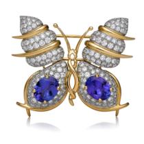 回溯傳奇,再繹經典 蒂芙尼璀璨呈現全新Schlumberger?史隆伯杰系列高級珠寶-欲望珠寶