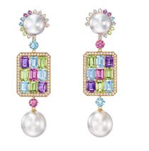 回歸自然 TASAKI Atelier全新系列珠寶驚艷亮相-欲望珠寶