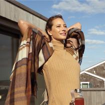 像Christy一样柔韧自如:这位模特兼瑜伽爱好者与Loro Piana合作推出全新健身装备系列-瘦身