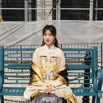 汉服背后的传统文化复兴-时尚圈