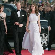 凱特與威廉的11個紅毯高光時刻-星秀場