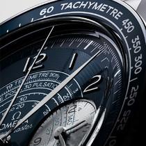 歐米茄推出全新超霸系列Chronoscope腕表-行業動態