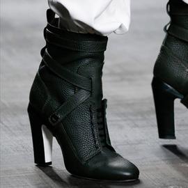 5种秋冬踝靴新搭法 至少将腿拉长5公分