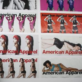 American Apparel广告又惹争议