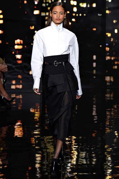 2015早秋趋势要素:时髦衬衫