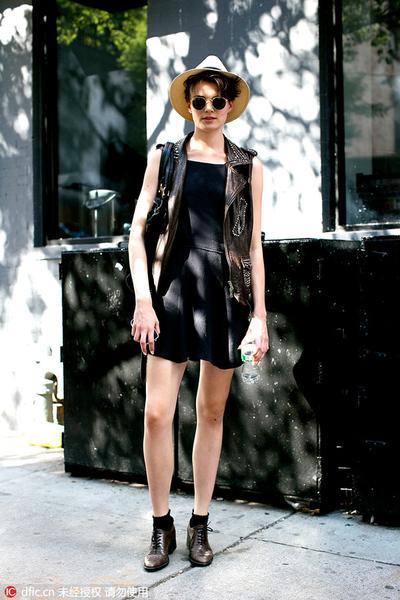 三十张图告诉你夏天怎么穿裙子