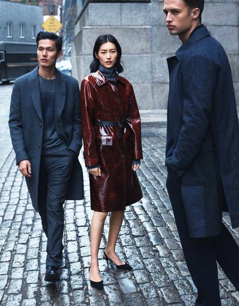 """袁泉、刘雯、谭卓为什么都爱穿这件""""不一样""""的羊绒衫?"""