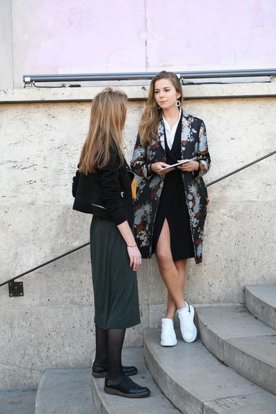 2019秋冬巴黎时装周最佳街拍第三日?