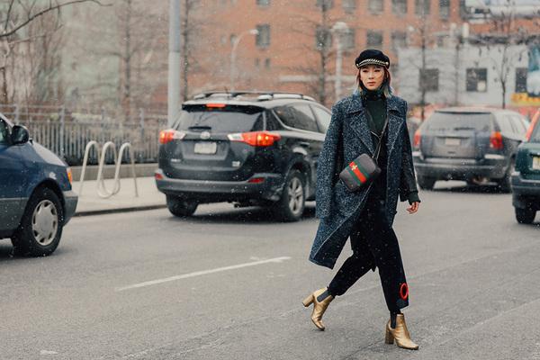 2016秋冬纽约时装周街拍 Day3