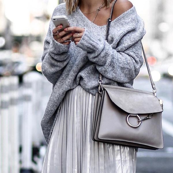 新一季It-bag Chloé又给女人备好了一整年的时髦