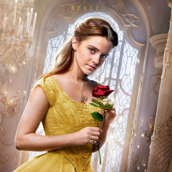 《美女与野兽》:上亿美元打造的仙境,唤起你对童话最美的回忆