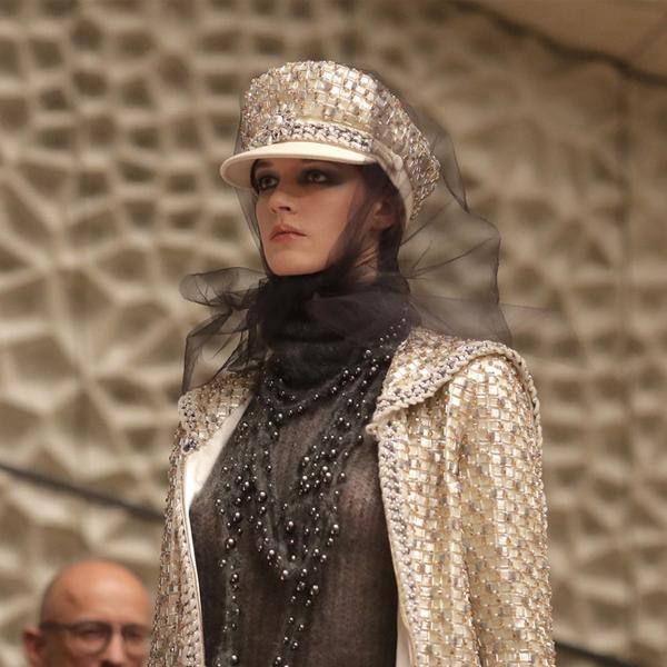 "Chanel""巴黎-汉堡""高级手工坊系列,音乐厅里的时髦水手"