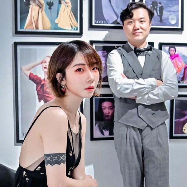Vogue Salon 爵士双人组MrMiss组合 亲临现场