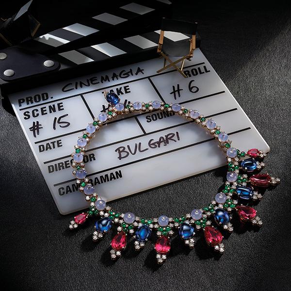 流光溢彩 演绎耀目风情 BVLGARI宝格丽全新Cinemagia光影奇遇高级珠宝系列于上海璀璨发布