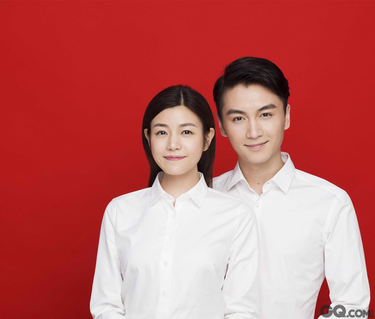 其实今天是陈晓的29岁生日,他是1987年7月5日出生在安徽合肥。陈妍希是1983年的,比老公大4岁。