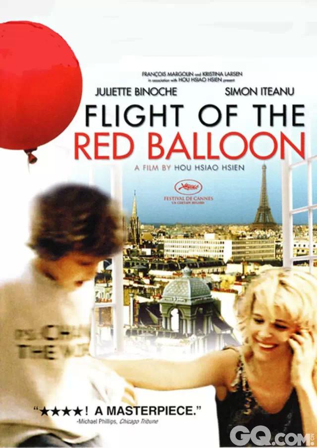 这是一个想象之外的巴黎,在侯孝贤不动声色的镜头下,匆匆而清冷。灰蓝色的色调,衬出红气球的明艳,更衬出家的温暖。作为外乡人的导演,侯眼中的巴黎缩小到一个家的大小,一间逼仄的公寓里,一个孤独的男孩,一个忍气吞声的母亲,一个始终在观察的学电影的学生。
