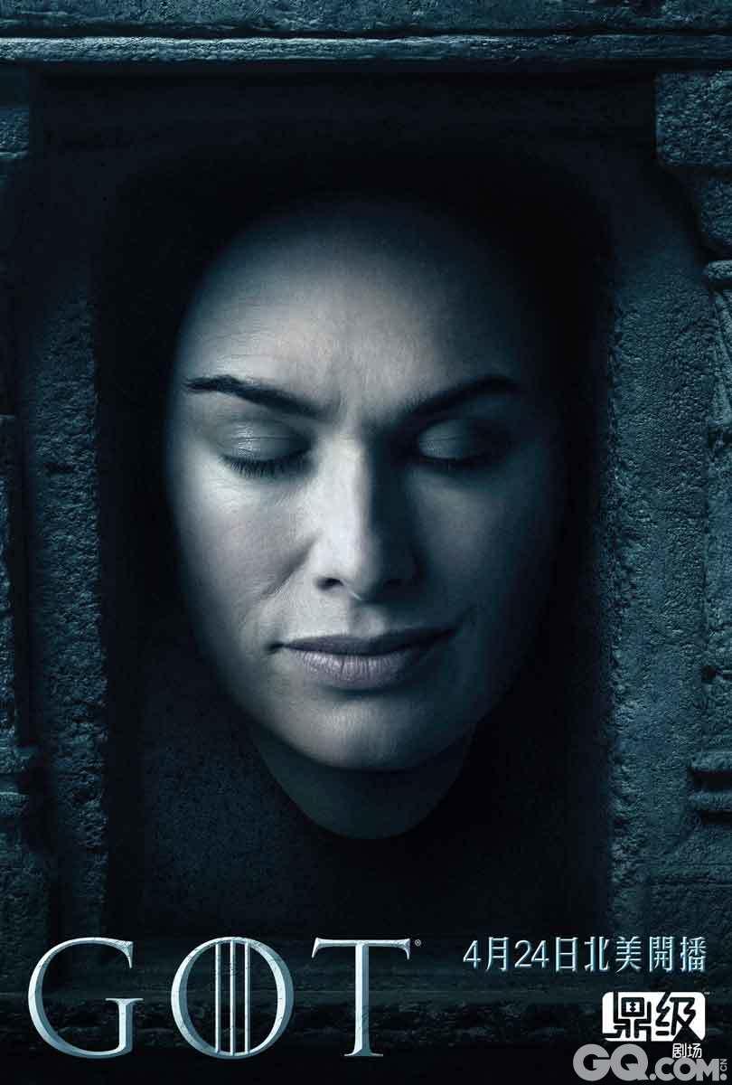 在中国,《权力的游戏》第六季将通过鼎级剧场独家首映,新季共十集。