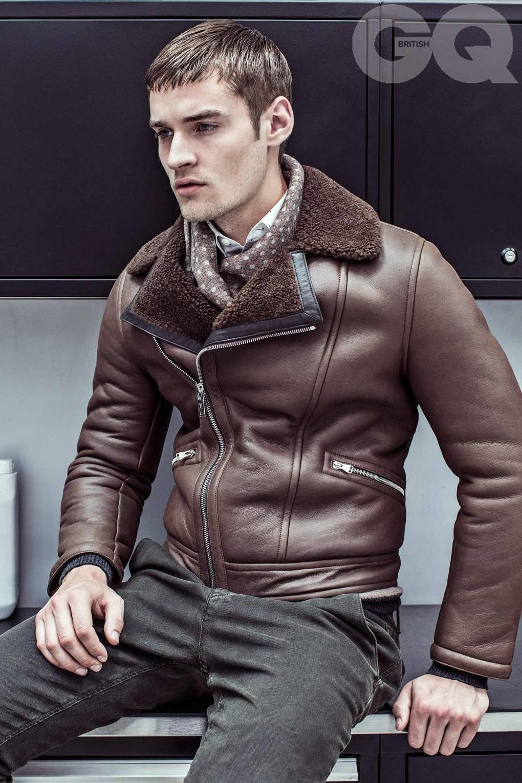 又酷又性感的皮夹克怎么选?