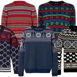 千万别穿丑毛衣 这里有些靠谱的节日毛衣推荐
