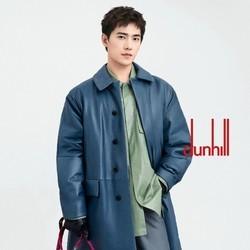 dunhill发布2021秋冬系列广告大片