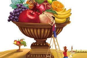 入秋怎么吃水果