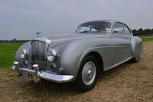 投资古董车?1954宾利Type R值得拥有!