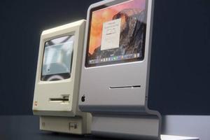 向经典致敬!初代Macintosh再现
