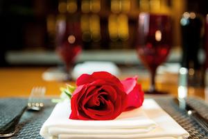 奢享浪漫的酒店情人节
