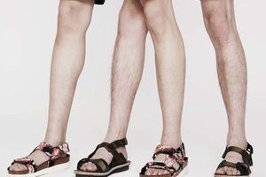 今年夏天有这三款凉鞋就够了!