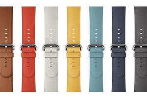 全新Apple Watch表带:轻松配出你的独特风格