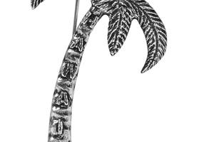 装腔单品 银质胸针