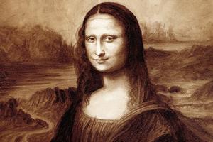 艺术家用咖啡再创作经典名画,脑洞大开创意十足