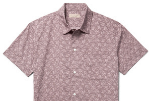 如何演绎爷爷的老式衬衫