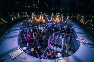 周末北京二环里的青年潮流派对,时代青年秀完美落幕!