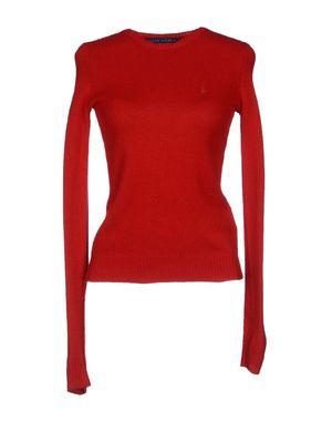 红色 RALPH LAUREN 套衫