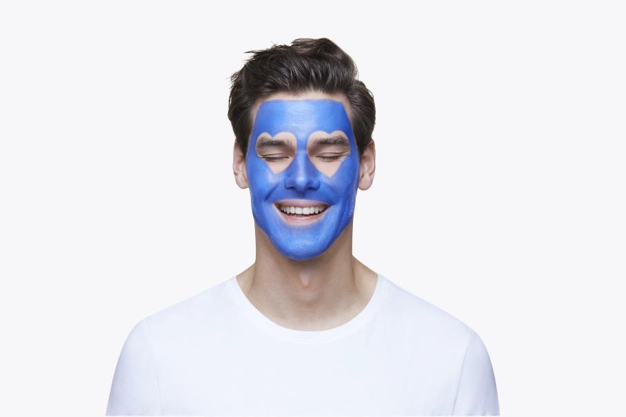 "LAB SERIES""蓝""朋友面膜 揭开城市污染的暗沉面具"
