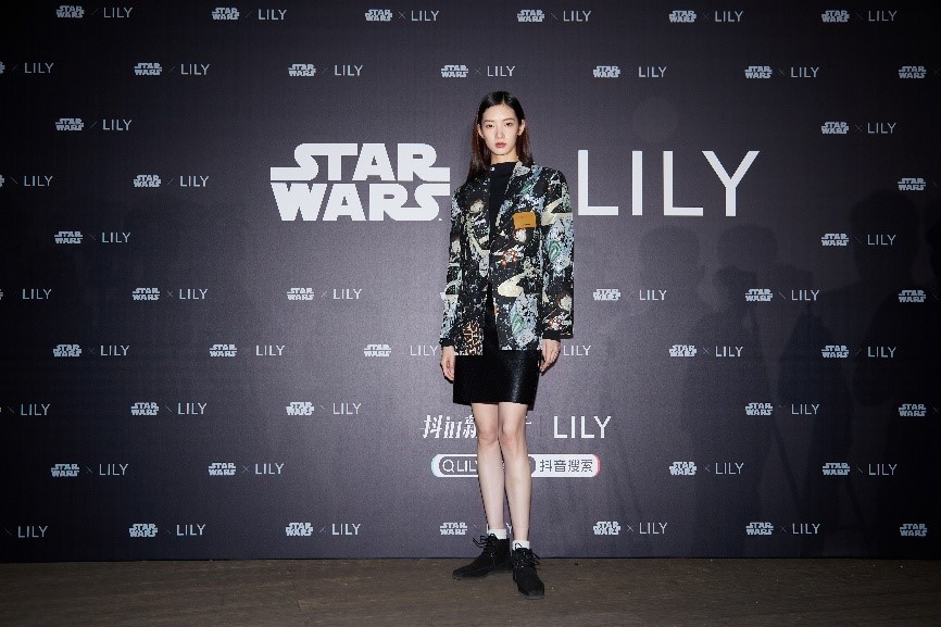 LILY X STARWARS沉浸式时装屋,以原生力塑造新女性形象