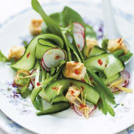 春季不瘦身夏季徒伤悲 这些减脂沙拉让你消灭赘肉